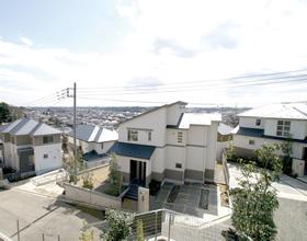 2009年大手電力会社社宅活用コンサルティング「町田市小野路町」新築住宅分譲