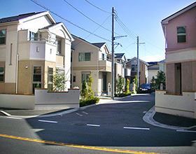2009年新築分譲住宅「大和市東林間」プロジェクト